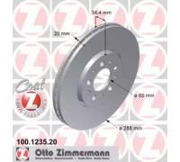 100123520 ZIMMERMANN - купить в магазине запчастей по Украине