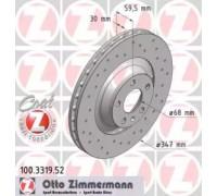 100331952 ZIMMERMANN - купить в магазине запчастей по Украине