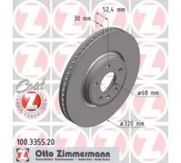 100335520 ZIMMERMANN - купить в магазине запчастей по Украине