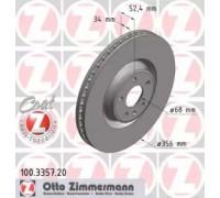 100335720 ZIMMERMANN - купить в магазине запчастей по Украине