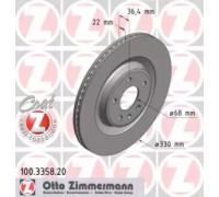 100335820 ZIMMERMANN - купить в магазине запчастей по Украине