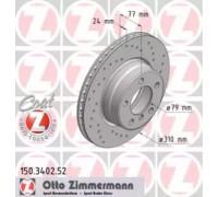 150340252 ZIMMERMANN - купить в магазине запчастей по Украине