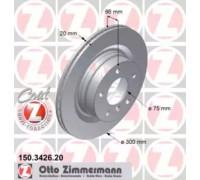 150342620 ZIMMERMANN - купить в магазине запчастей по Украине
