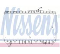 61633 NISSENS - купить в магазине запчастей по Украине