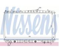 61634 NISSENS - купить в магазине запчастей по Украине