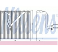 92163 NISSENS - купить в магазине запчастей по Украине