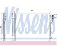 940370 NISSENS - купить в магазине запчастей по Украине