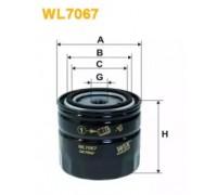 WL7067 WIX FILTERS - купить в магазине запчастей по Украине
