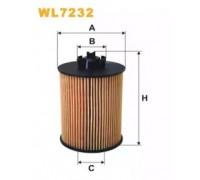 WL7232 WIX FILTERS - купить в магазине запчастей по Украине