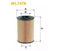WL7476 WIX FILTERS - купить в магазине запчастей по Украине
