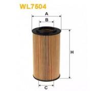 WL7504 WIX FILTERS - купить в магазине запчастей по Украине