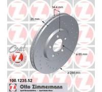 100124752 ZIMMERMANN - купить в магазине запчастей по Украине