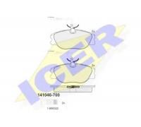 141046700 ICER - купить в магазине запчастей по Украине