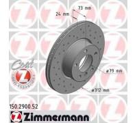 150290052 ZIMMERMANN - купить в магазине запчастей по Украине