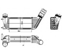 30192 NRF - купить в магазине запчастей по Украине