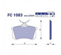 FC1083 FRICO - купить в магазине запчастей по Украине