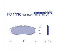 FC1116 FRICO - купить в магазине запчастей по Украине