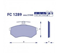 FC1289 FRICO - купить в магазине запчастей по Украине