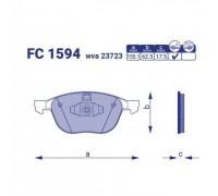 FC1594 FRICO - купить в магазине запчастей по Украине