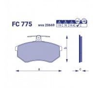 FC775 FRICO - купить в магазине запчастей по Украине