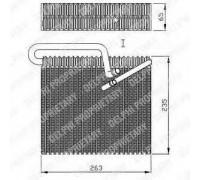 TSP0525148 DELPHI - купить в магазине запчастей по Украине