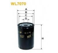 WL7070 WIX FILTERS - купить в магазине запчастей по Украине