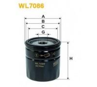 WL7086 WIX FILTERS - купить в магазине запчастей по Украине